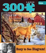 Buffalo Games Hiding Places 300 Piece Jigsaw Puzzle - 2511