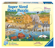 Ravensburger African Animals 24 Piece Kids Floor Puzzle - 05328