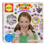 Alex Toys Ceramic Bead Sticker Party - 175S
