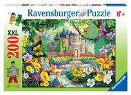 Ravensburger Castle Fantasy 200 Piece Kids Puzzle - 12609