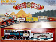 Bachmann G Scale Ringling Bros and Barnum & Bailey Train Set - 90083