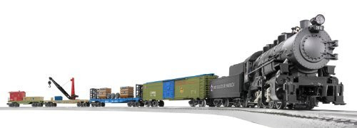 Lionel O Scale Ready-to-Run Boy Scouts of America 0-8-0 Freight Train Set - 630161