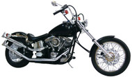 Aoshima 1/12 Ghost Rider Motorcycle Model Kit - 003411 (NEW! - Arrives in April)