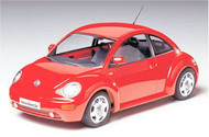 Tamiya 1/24 Volkswagen New Beetle Car Model Kit - 24200