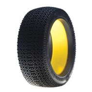 Losi 1/8 Ultra Digits G2 Buggy Tire w/ Insert, Red (2) ~ A7775R