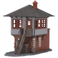 Atlas HO Scale Signal Tower Built-Up - 604