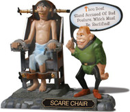 Hawk Weird-Ohs Scare Chair Model Kit - 15982