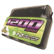 Venom Racing 6-Cell 7.2v 1200mah NiMH Micro Battery Pack - 1511