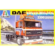 Italeri 1/24 DAF 3300 Turbo Truck Model Kit - 550760