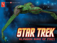 AMT 1/350 Star Trek Klingon Bird Of Prey Model Kit - 664