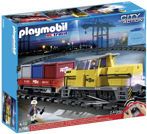 RC Freight Train