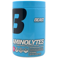 Beast Sports Nutrition Aminolytes, Watermelon, 30 Servings
