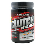 Axis Labs, Clutch N'Gage, Orange Cream, 35 Servings