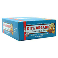Clif Kit's Organic Fruit + Nut Bar, Chocolate Almond Coconut, 12 Bars - 1.73 oz/49 g per Bar