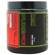 MAN Sports Pure PF3, Classic Fruit Punch, 50 Servings