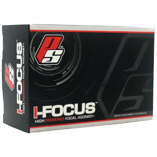 Pro Supps, I-Focus, 60 Capsules, 60 Capsules