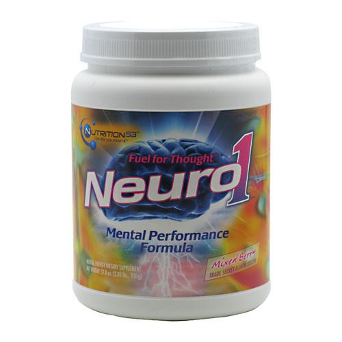 Nutrition53, Neuro1, Mixed Berry, 32.8 oz (2.05 lbs, 930 g)