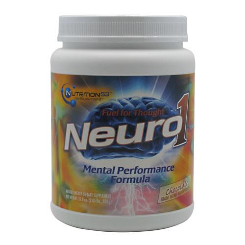 Nutrition53, Neuro1, Chocolate, 32.8 oz (2.05 lbs, 930 g)