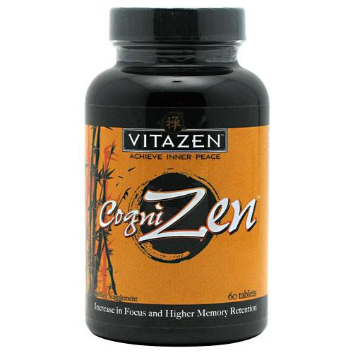 Vitazen, CogniZen, 60 tablets, 60 tablets
