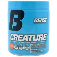 Beast Sports Nutrition Creature, Citrus Flavor, 60 Servings