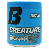 Beast Sports Nutrition Creature, Unflavored, 60 Servings