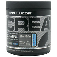 Cellucor COR-Performance Series Creatine, Blue Raspberry, 30 Servings