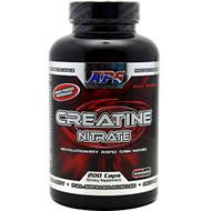 APS Nutrition, Creatine Nitrate, 200 Capsules, 200 Capsules