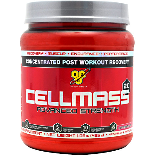 BSN, CellMass 2.0, Watermelon, 50 Servings