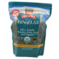 Health From The Sun, FiProFlax, Cold-Milled Certified Organic Flaxseed, 15 oz (425 g)