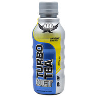 ABB, Diet Turbo Tea, Lemon Tea, 24 - 18 fl oz (532 ml) 1 pt 2 fl oz bottles