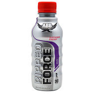ABB, Ripped Force, Grape, 24 - 18 fl oz (1 pt 2 fl oz ) 532 ml Bottles