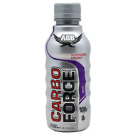 ABB, Carbo Force, Grape, 24 - 18 fl oz (1 pt 2 fl oz ) 532 ml Bottles