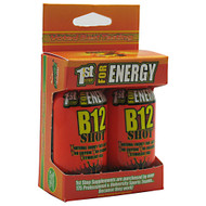 1st Step for Energy, Maximum Energy B12 Shot, Tropical Blast, 2 - 2 fl oz (60 ml) bottles