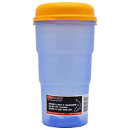 Active Ventures Unlimited, Turbo Shaker, Blue w/ Yellow Lid,