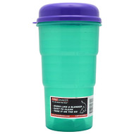 Active Ventures Unlimited, Turbo Shaker, Green w/ Purple Lid,