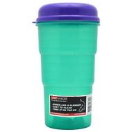Active Ventures Unlimited, Turbo Shaker, Green w/ Purple Lid,