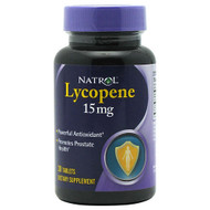 Natrol, Lycopene, 30 Tablets, 30 Tablets