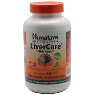 Himalaya, LiverCare, 180 Vegetarian Capsules, 180 capsules