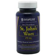 MRM, St. John's Wart, 60 vegetarian capsules, 60 vegetarian capsules