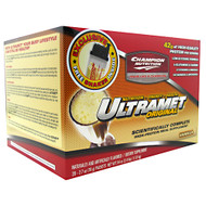 Champion Nutrition, Ultramet Original with Shaker Bottle , Vanilla, 20 - 2.7 oz (76 g) packets [54 oz (3.4 lb) 1.53 kg