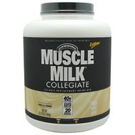 CytoSport Collegiate Muscle Milk, Vanilla Creme, 5.29 lbs (2400 g)