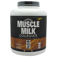 CytoSport Collegiate Muscle Milk, Chocolate, 5.29 lbs (2400 g)