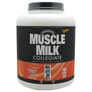 CytoSport Collegiate Muscle Milk, Strawberry Creme, 5.29 lbs (2400 g)