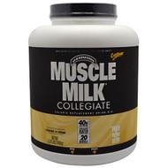 CytoSport Collegiate Muscle Milk, Cookies 'N Creme, 5.29 lbs (2400 g)