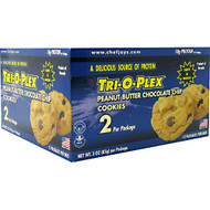 Chef Jay's, Cookies, Peanut Butter Chocolate Chip, 12 - 3 oz (85 g) packages