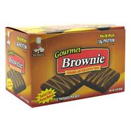 Chef Jay's, Gourmet Brownie, Caramel Butterscotch Torte, 12 packages [3 oz (85 g)]