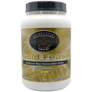 Controlled Labs Gold Feast, Lemon Drop, 30 Servings