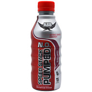 ABB, Speed Stack Pumped N.O., Black Cherry, 20 - 22 fl oz (650 ml) Bottles