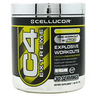 Cellucor C4 Extreme, Pineapple, 30 Servings