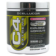 Cellucor C4 Extreme, Watermelon, 60 Servings